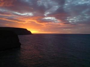 staithes daybreak